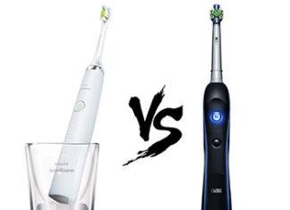 Oral-B vs. Philips Sonicare